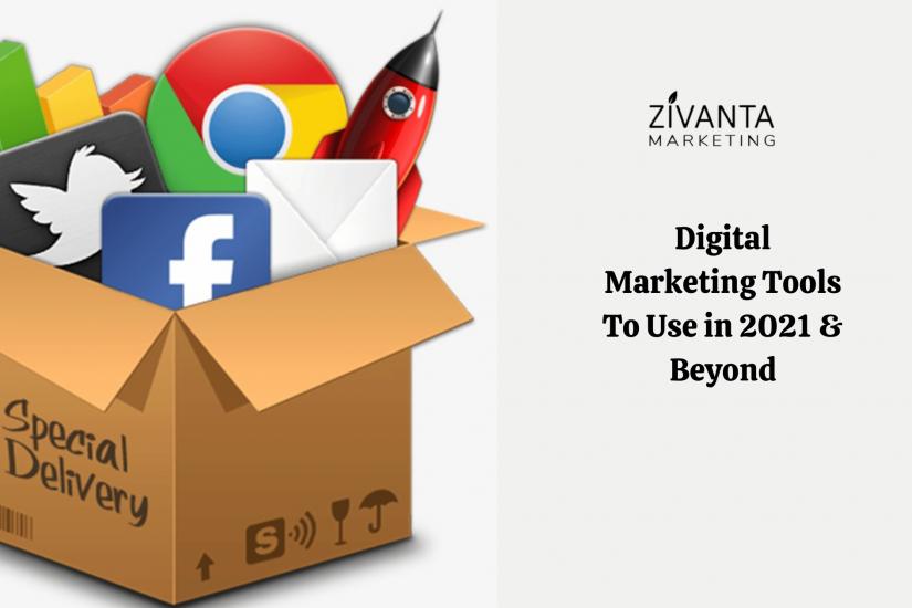 digital marketing tools in 2021